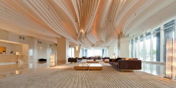 Отель Hilton Pattaya — Интерьеры на Look At Me