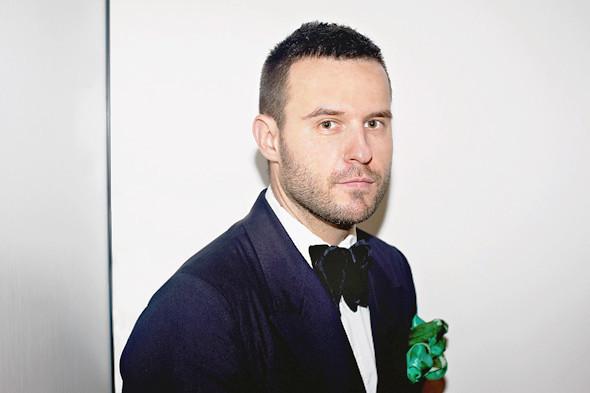 Гардероб: Николай Красавин, директор по маркетингу компании Rosenlew на территории РФ — Интервью на Look At Me