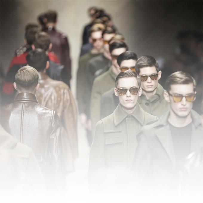 10 новых манекенщиков  с показов FW 2013 — Недели моды на Look At Me