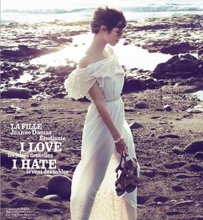 Comptoir des Cottoniers, коллекция весна-лето 2011 — Мода на Look At Me