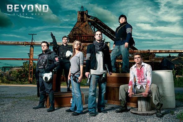 Beyond Black Mesa — Короткий метр на Look At Me