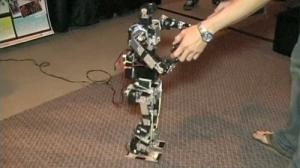 Акробан и Дигоро – роботы нового поколения