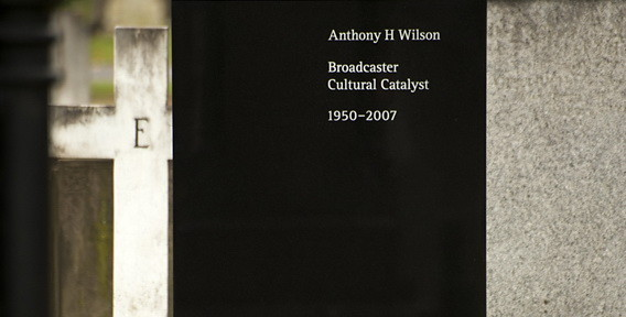 Мемориал Тони Уилсона — Музыка на Look At Me