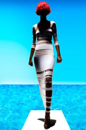 Видео о коллекции Луизы Голдин снимут с помощью Skype — Мода на Look At Me