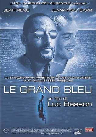 Голубая бездна, Люка Бессона — Промо на Look At Me