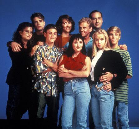 Беверли Хиллз, 90210 снова на экранах — Новости на Look At Me