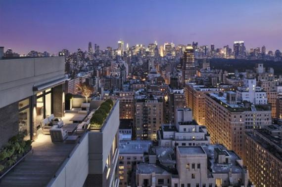 Крыши Нью-Йорка — Дизайн на Look At Me