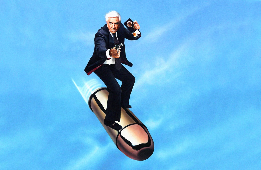 Шутки в сторону:  10 пародийных комедий