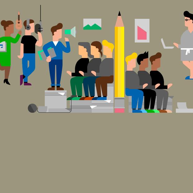 Сколько человек нужно, чтобы создать свою анимационную студию