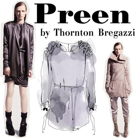 Prееn - rock'n'roll в туманном Альбионе — Мода на Look At Me