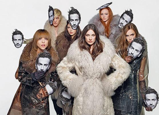 Как стать звездой: 7 модных наград — Мода на Look At Me