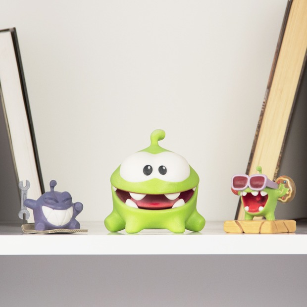 Как превратить виртуального персонажа в реальную игрушку — Стартап на Look At Me