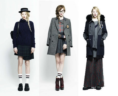 Коллекции японских дизайнеров выкладываются на сайте JFW