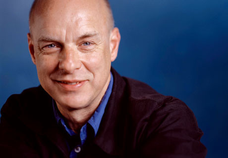 Синергия музыки и живописи. Рецензия на лекцию Brian Eno — Музыка на Look At Me