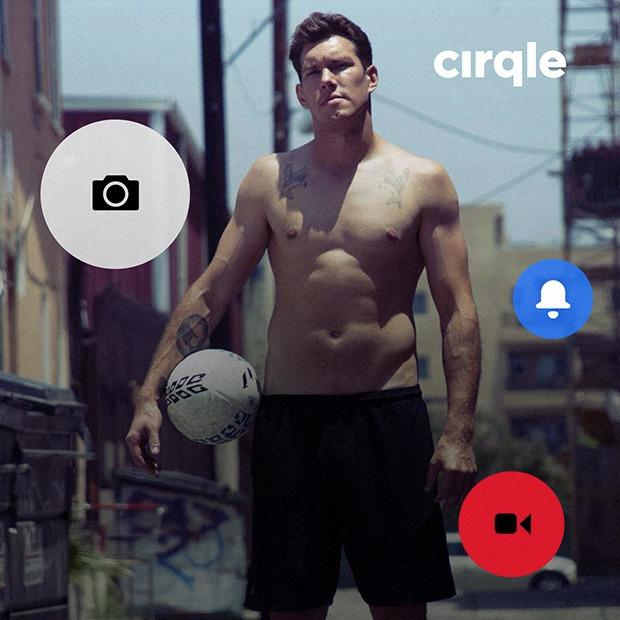 Приложение Cirqle — фотошеринг, который поможет вспомнить всё