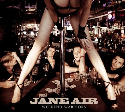 JANE AIR - WEEKEND WARRIORS — Музыка на Look At Me