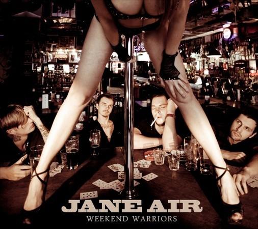 JANE AIR - WEEKEND WARRIORS — Музыка на Look At Me
