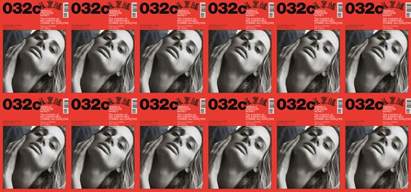 Новый номер журнала 032с — Медиа на Look At Me