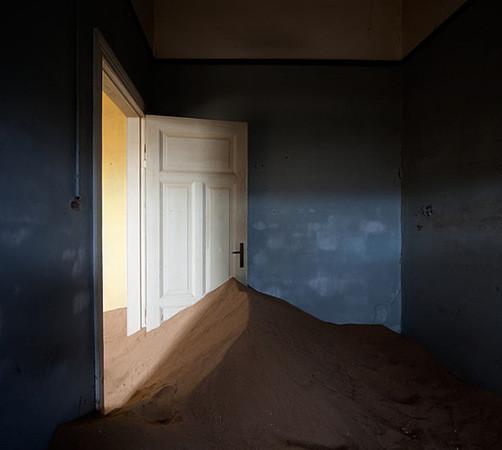 Alvaro Sanchez-Montaes: город-призрак