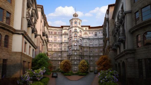 «Итальянский квартал» и его классические архитектурные прототипы — Промо на Look At Me