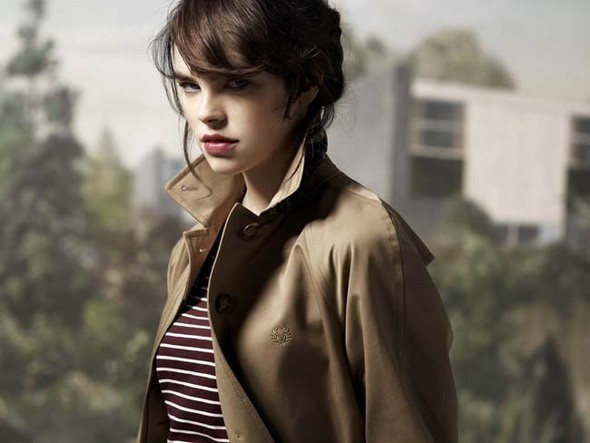 Fred Perry F/W 2011/2012 — Мода на Look At Me