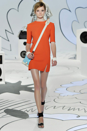 Цвет в resort коллекциях 2012. Часть 1 — Мода на Look At Me