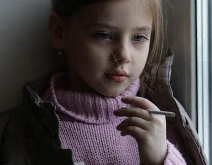 Дети рассказали о пользе курения — Реклама на Look At Me