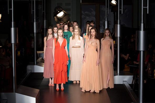 MANGO FASHIONSHOW SS11 — Мода на Look At Me
