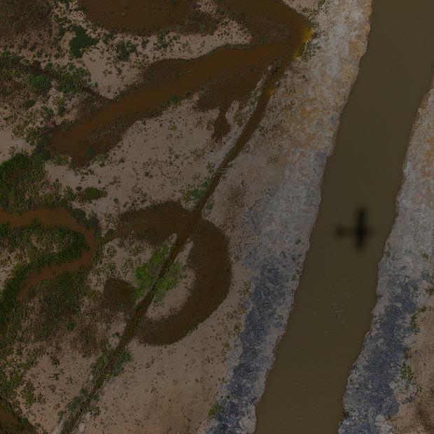 Устрашающие фотографии экологической катастрофы
