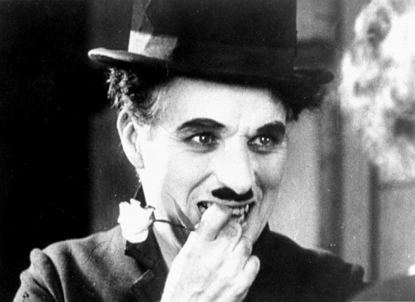 «БЫТЬ САМИМ СОБОЙ». В память о Чарли Чаплине