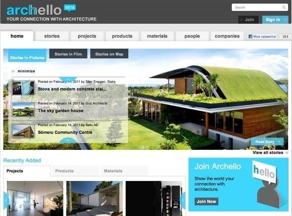 Дизайн интерьера в Интернете