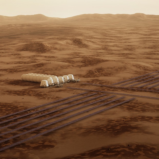 Почему Марс сложно колонизировать — и что для этого нужно сделать — Вопрос на Look At Me