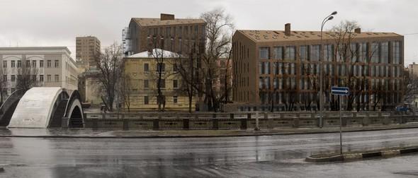 Лофты в центре москвы