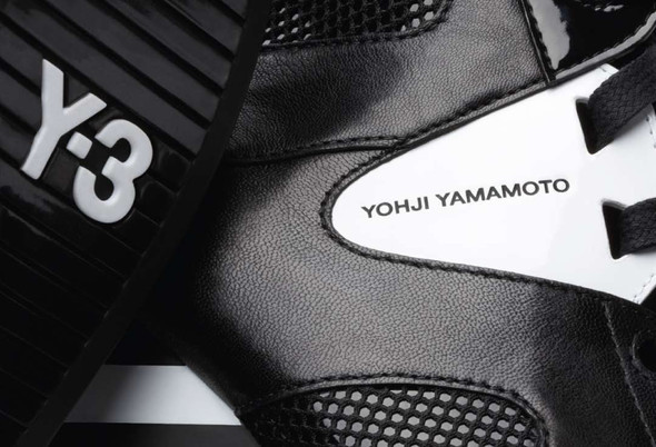 Y-3 AUTUMN/WINTER 2010–2011 — Мода на Look At Me