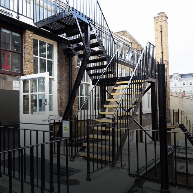 Рабочее место: архитектурная школа AA School