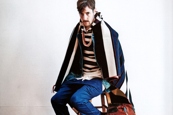 SENSE: visvim 2011 Spring/Summer Collection — Мода на Look At Me