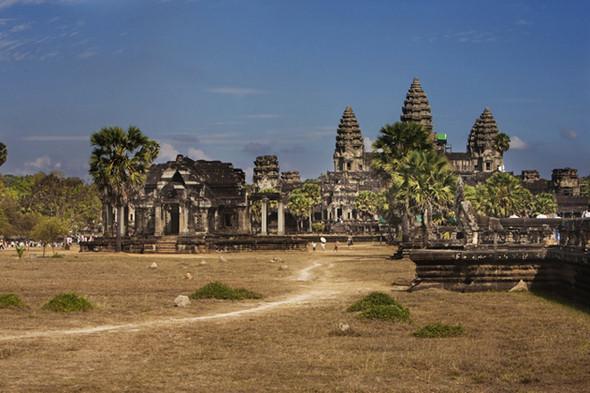 Vietnam/Cambodga — Стрит-арт на Look At Me