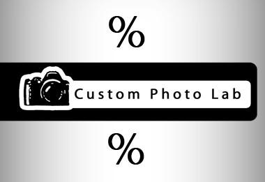 Скидки в школе фотографии Custom Photo Lab