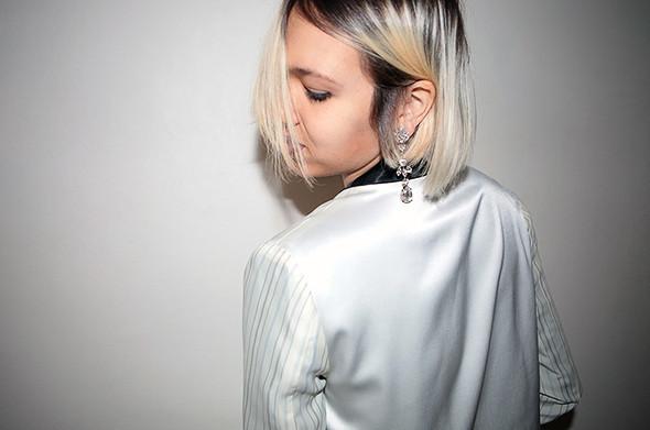 Гардероб: стилист и совладелица магазина Lick the Star Леся Мята — Интервью на Look At Me