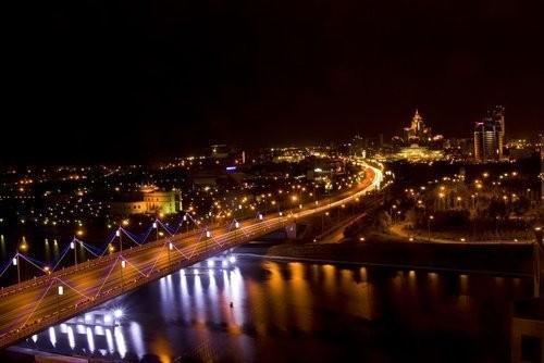 Астана с высоты птичьего полета — Фотография на Look At Me