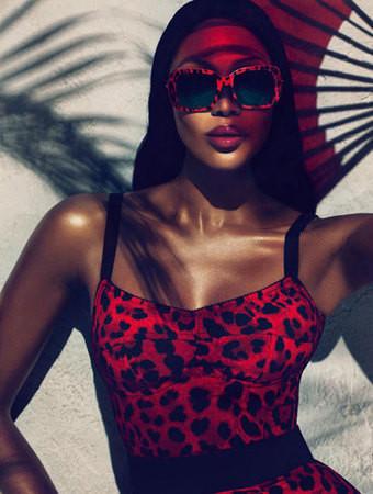 Naomi Campbell для Dolce & Gabbana — Мода на Look At Me