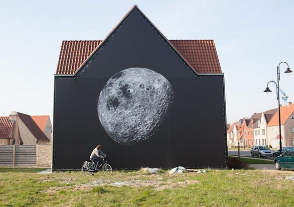 Сказочный мир на улицах Бельгии — Новости на Look At Me