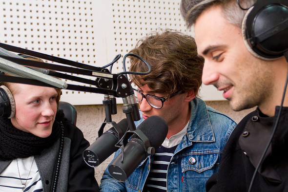 Tesla Boy: 10 фраз из радиоинтервью в Кишинёве — Музыка на Look At Me