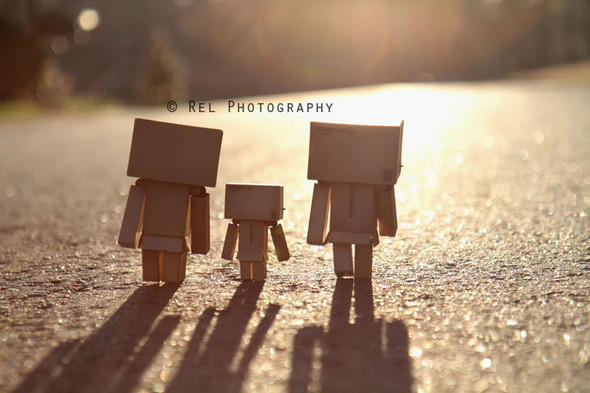 "История игрушки: ""365 Days of Danbo"" — Фотография на Look At Me"