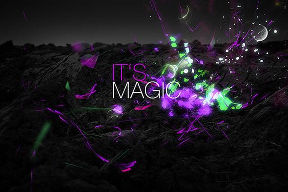 Craig Shields и его магия — Иллюстрация на Look At Me