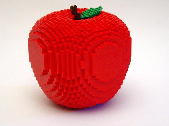 Lego art: Люди, продолжающие играть — Дизайн на Look At Me