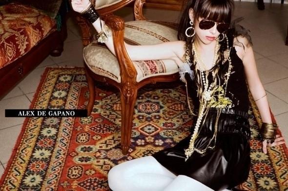 Alexandra Gapanovich — Мода на Look At Me