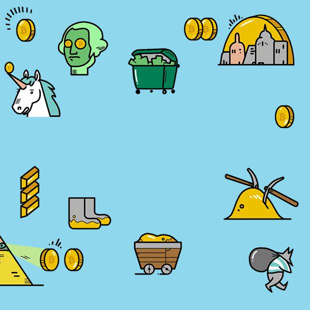 Как биткоин победит бумажные деньги — Интернет на Look At Me
