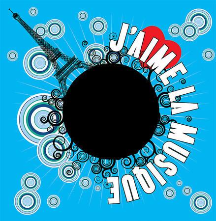 Сборник французской музыки «J Aime La Musique» — Музыка на Look At Me
