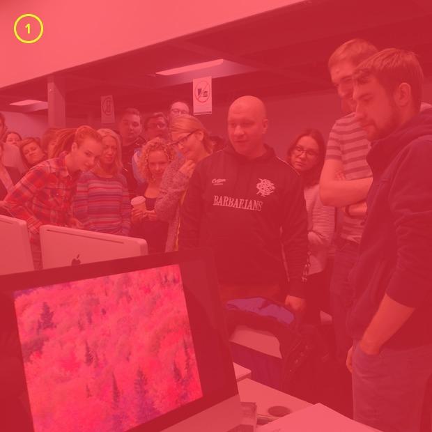 Как учат арт-директоров в БВШД, день 1–2 — Блог Дениса Шарыпина на Look At Me